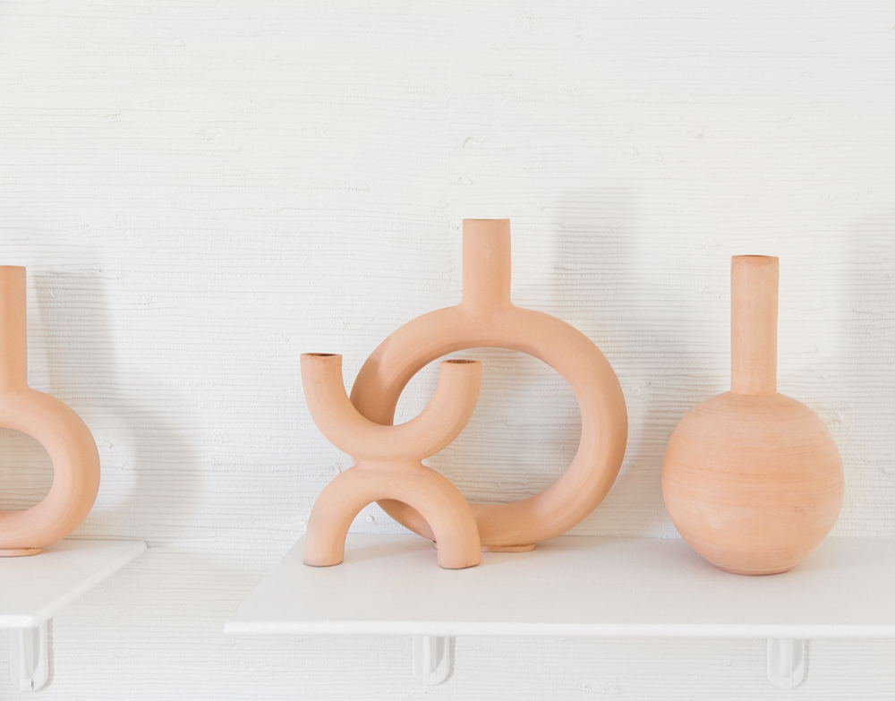 Eny Lee Parker's New Ceramic Chainmail Has a Secret Message Encoded in Its Links - Sight Unseen