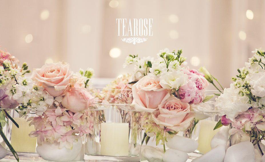 c789f20b36 Romantikus stílusú esküvői asztaldísz (részlet) | Esküvők | Weddings ...