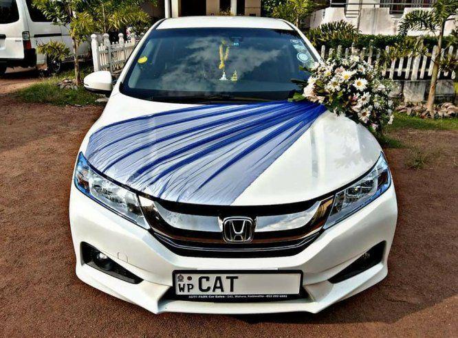 Events Entertainment Honda Grace Pearl White Hybrid Car For Sale