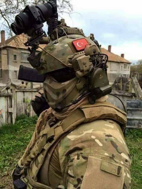 Türkische Waffen