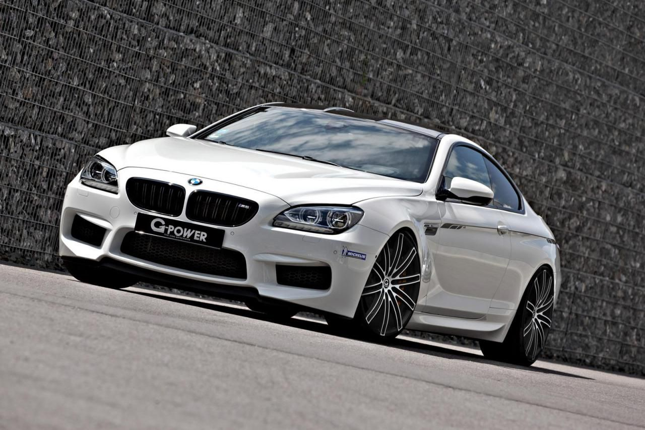 Vehicle · BMW M6 ...