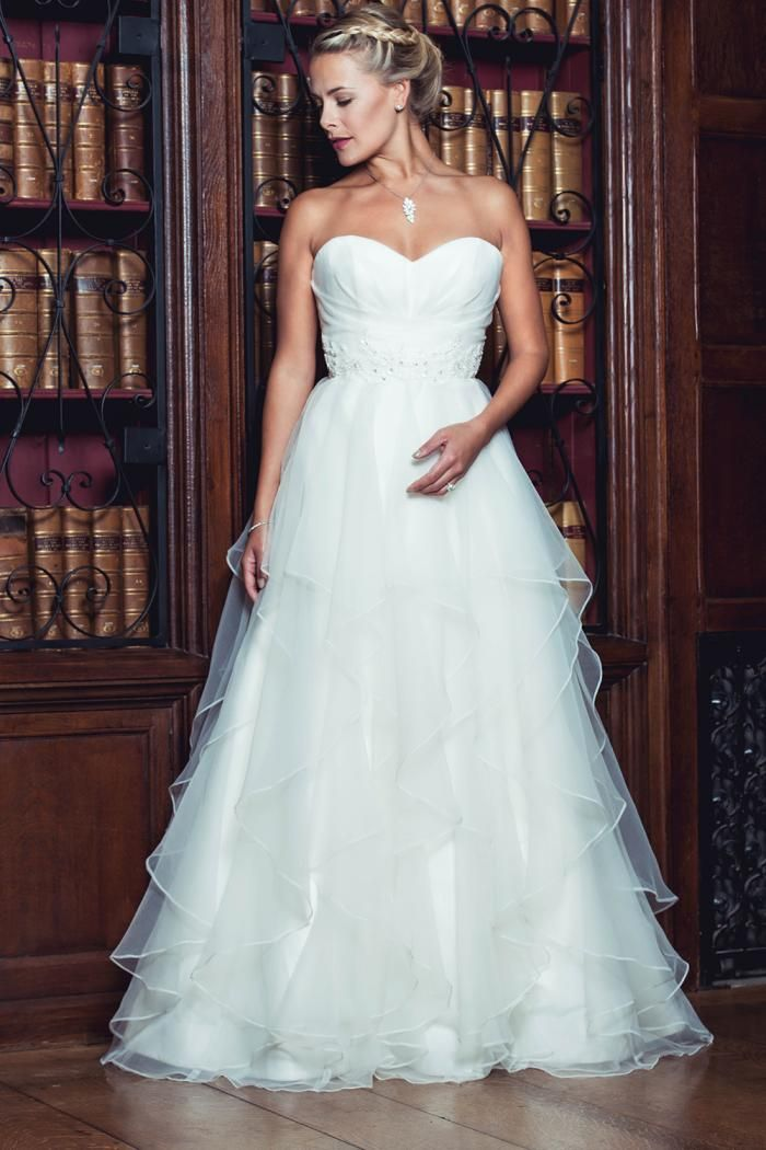 Augusta Jones Bridal dress | Augusta Jones Bridal 2014 | wedding ...