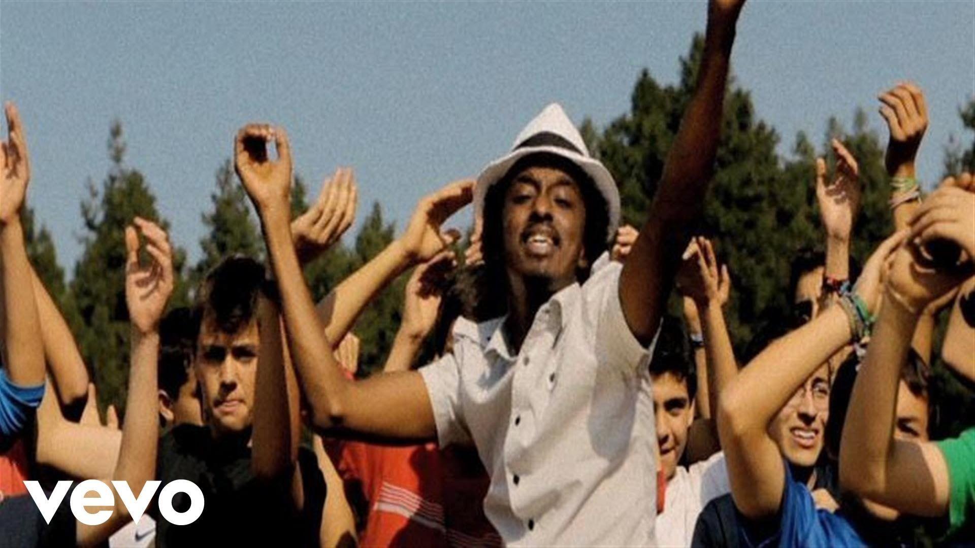 K'NAAN - Wavin' Flag (Coca-Cola Celebration Mix) #Music