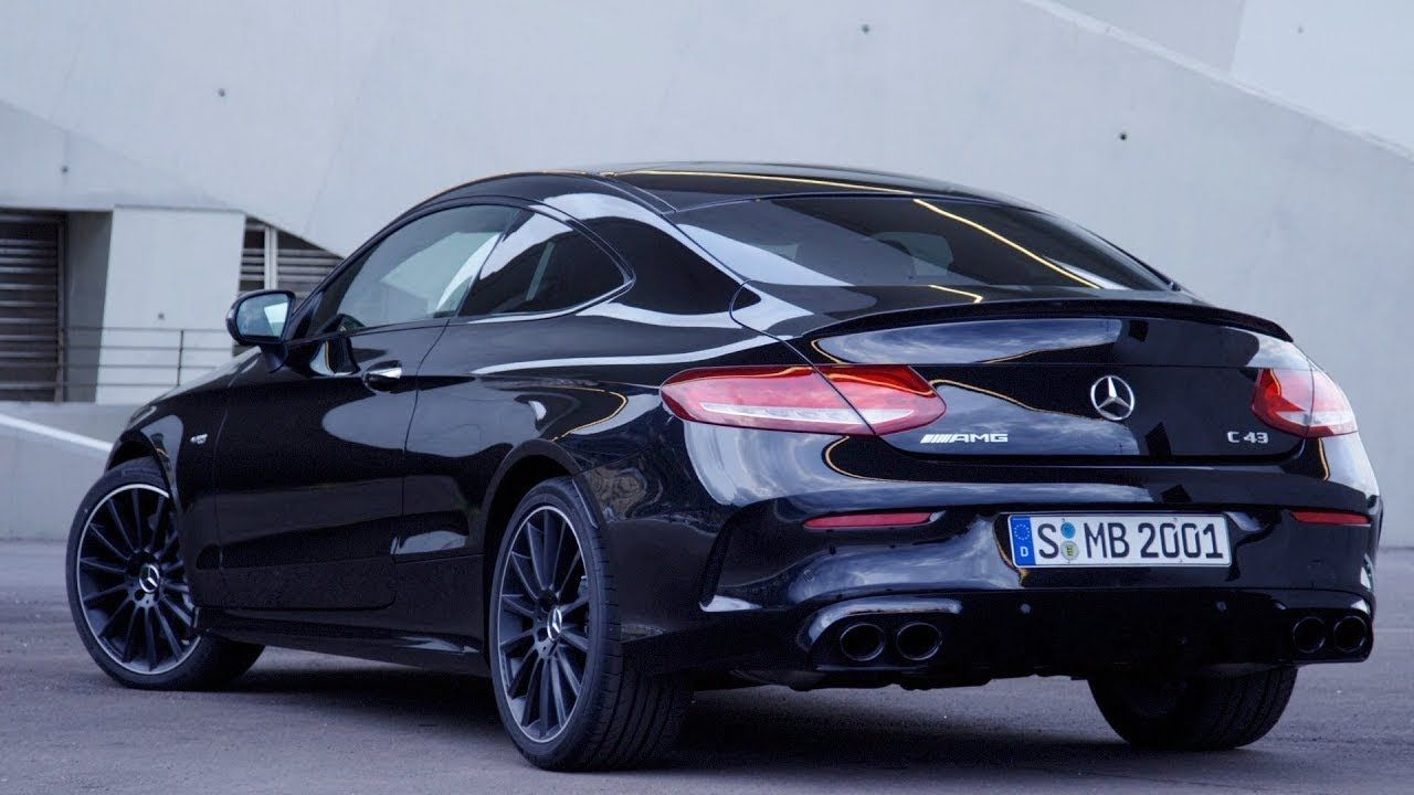 Mercedes C43 Amg Coupe >> 2019 Mercedes Amg C 43 4matic Perfect Coupe L Design L
