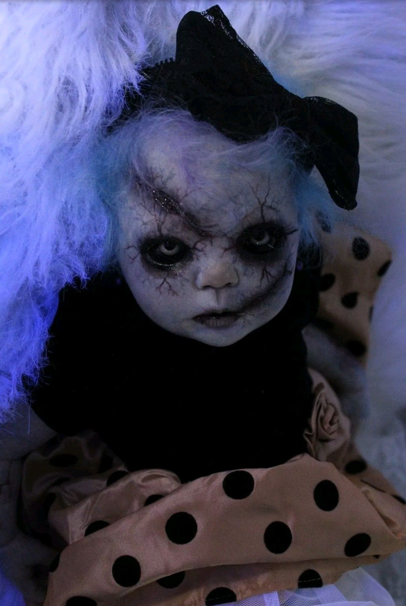 Pin by Zombee Fox on Dolls Cute Creepy Dolls Ugly Dolls Scary