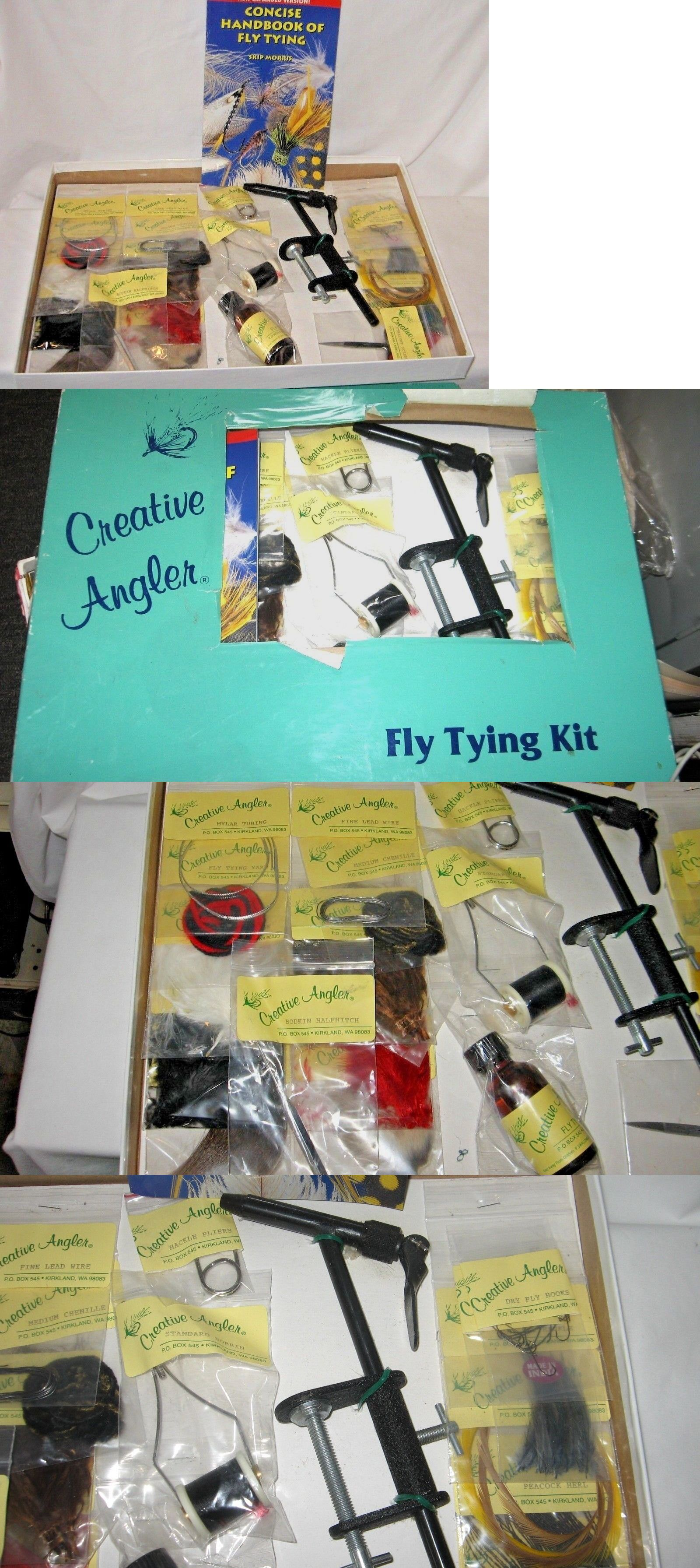 Angelsport-Köder, -Futtermittel & -Fliegen Angelsport-Fliegen-Bindematerialien Umpqua Fly Fishing Deluxe Fly Tying Kit