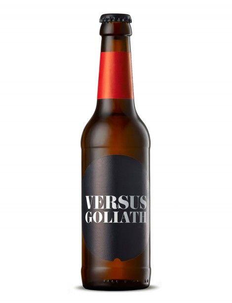 Brewers & Union 'Versus Goliath' Beer Bottle