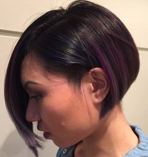 40 new short bob haircuts and hairstyles for women in 2017 undercut temple and bobs. Black Bedroom Furniture Sets. Home Design Ideas
