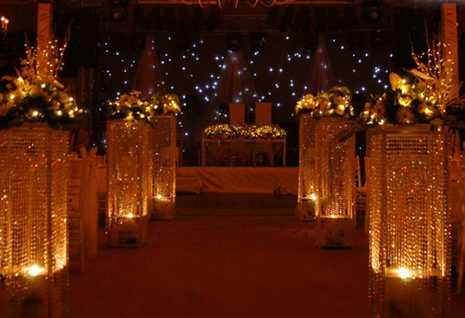 Decoration Lantern Wedding Reception Lighting Decoration Photos