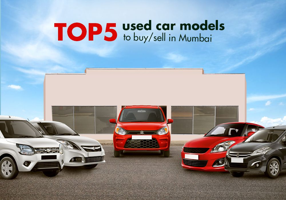 Sell your used car in Mumbai with OLX Cash My Car to get