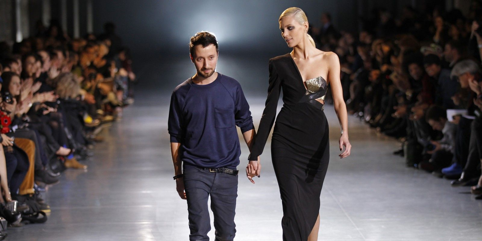 Anthony Vaccarello Is The New Creative Director Of Yves Saint Laurent Effective Immediately In A Join Anthony Vaccarello Yves Saint Laurent Creative Director