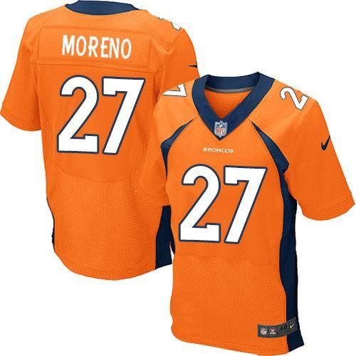 90a44a812 Lions Calvin Johnson jersey Nike Broncos Blank Orange Men s Stitched NFL  Elite Noble Fashion Jersey Seahawks