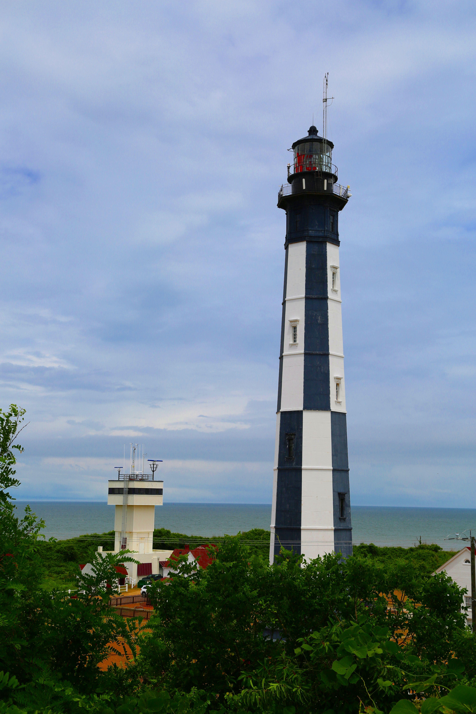 New Cape Henry Lighthouse In Virginia Beach Va