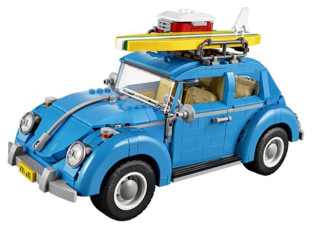 New 10252 Volkswagen Beetle Creator Expert set revealed [News ...