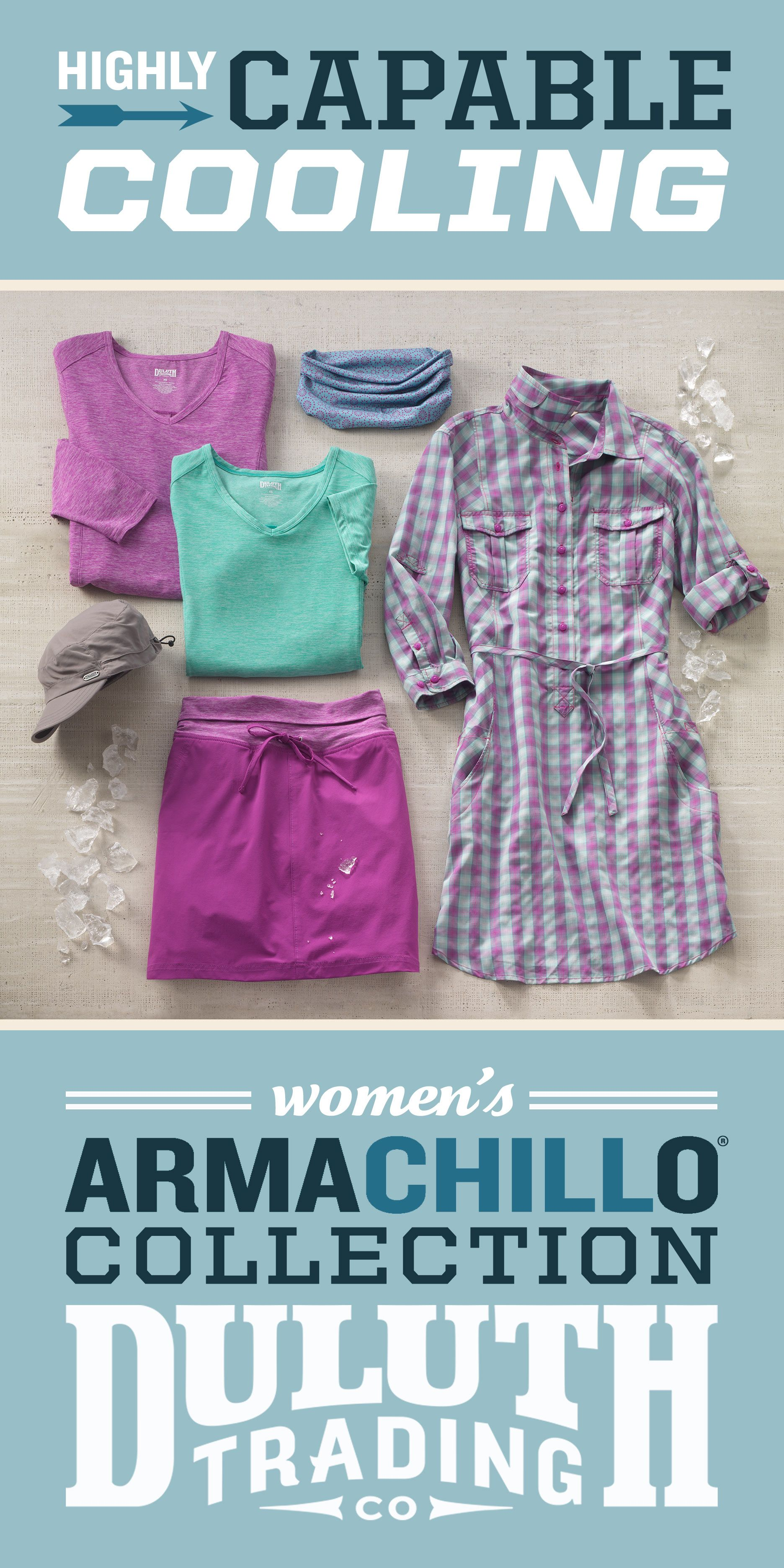 Take The Simmer Out Of Summer With Our Armachillo Collection