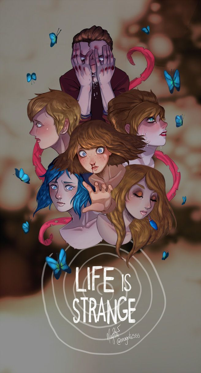 Life Is Strange Hope By Magntaa Life Is Strange Life Is