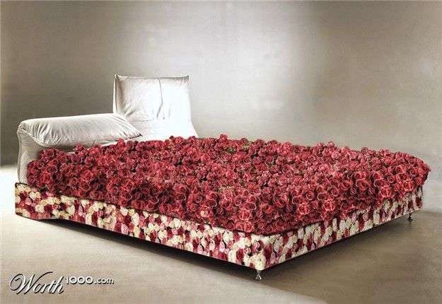 Bed Of Roses Figurative Language Lessons Rose Bedding Wedding Bed