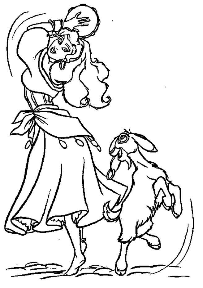 Pin de Patricia Iannone en Disney - The Hunchback of Notre Dame ...