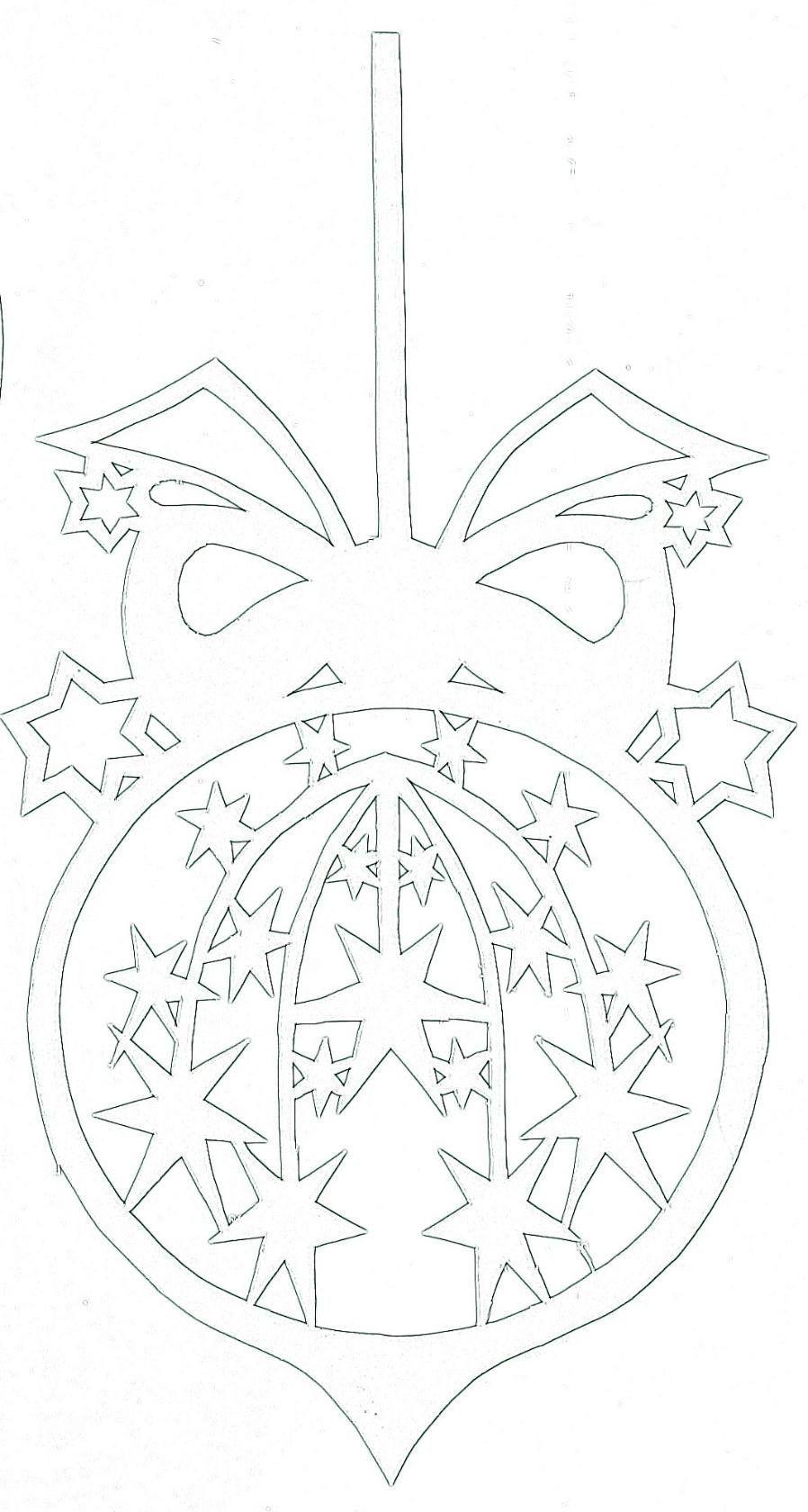 Pin de Natalya Ilina en Вырезание. Новый год. | Pinterest | Navidad