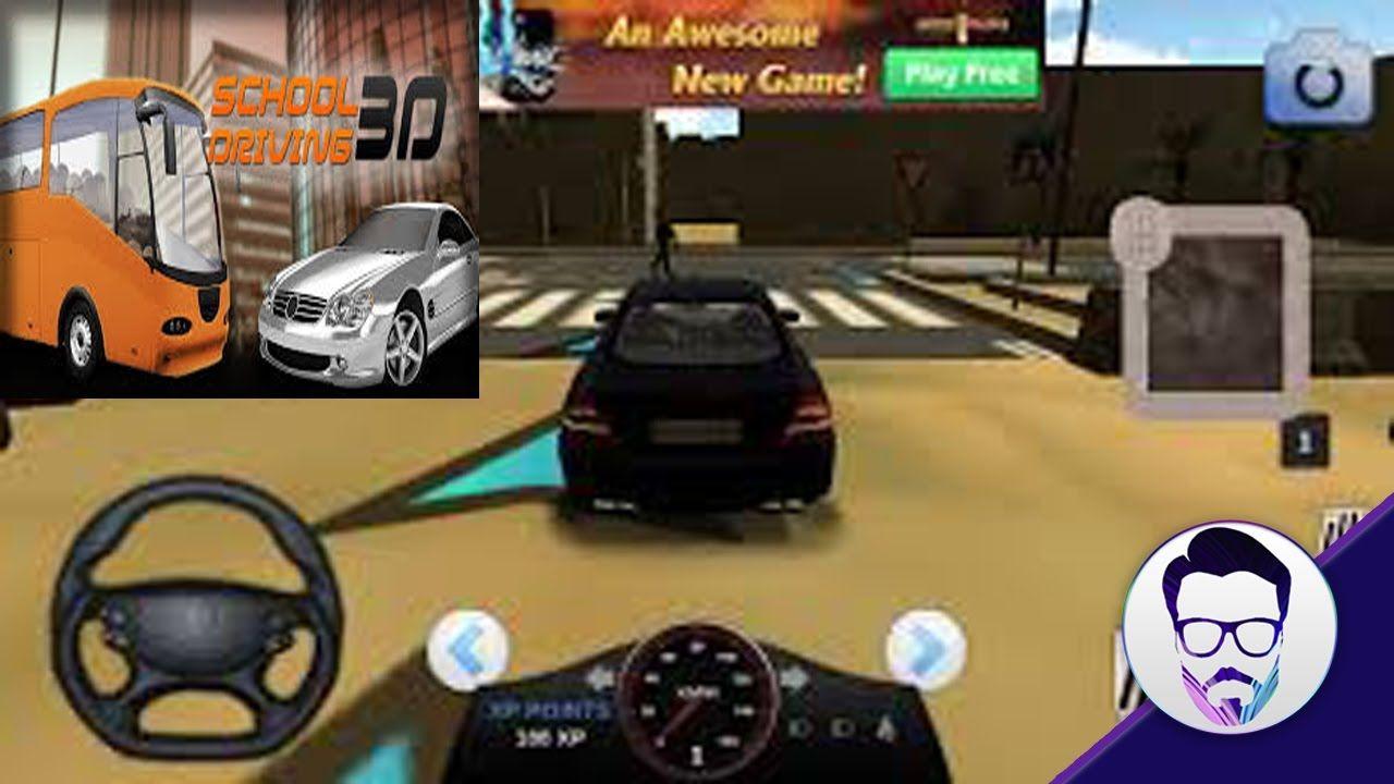 تحميل لعبة تعليم قيادة السيارات ثلاثية الابعاد School Driving 3d اللاند Stationary Bike Bike Gym Equipment