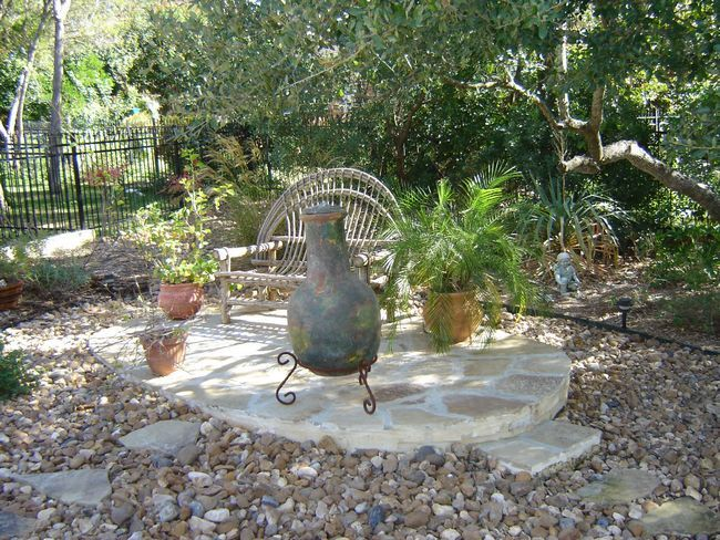 Pin By Susan Sandoval On Pete Country Landscaping Patios Rock Garden