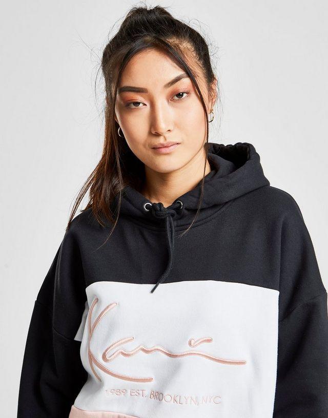Sweat Karl In Block Capuche À Signature Femme Kani Colour 2019 0Nm8vnw