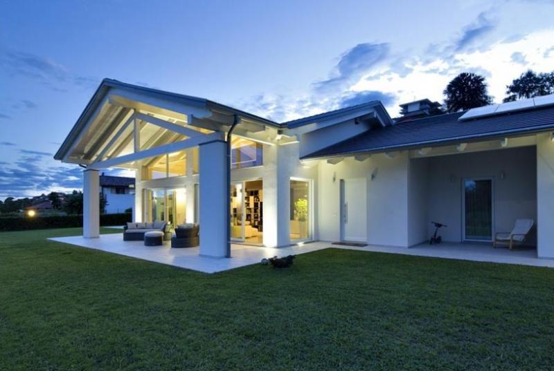 Pin di gift rds mazon su pics house design house e for Ville classiche moderne