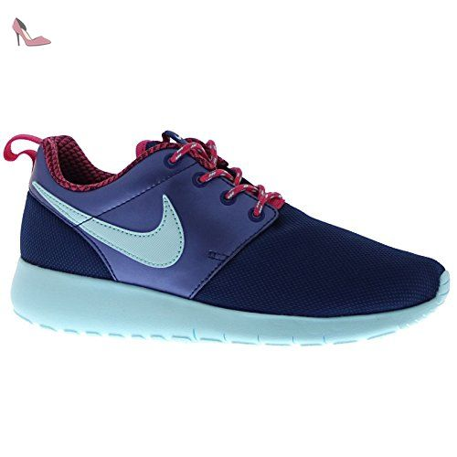 Nike Youths Roshe One Navy Mesh Trainers Size 40 EU - Chaussures nike  (*Partner
