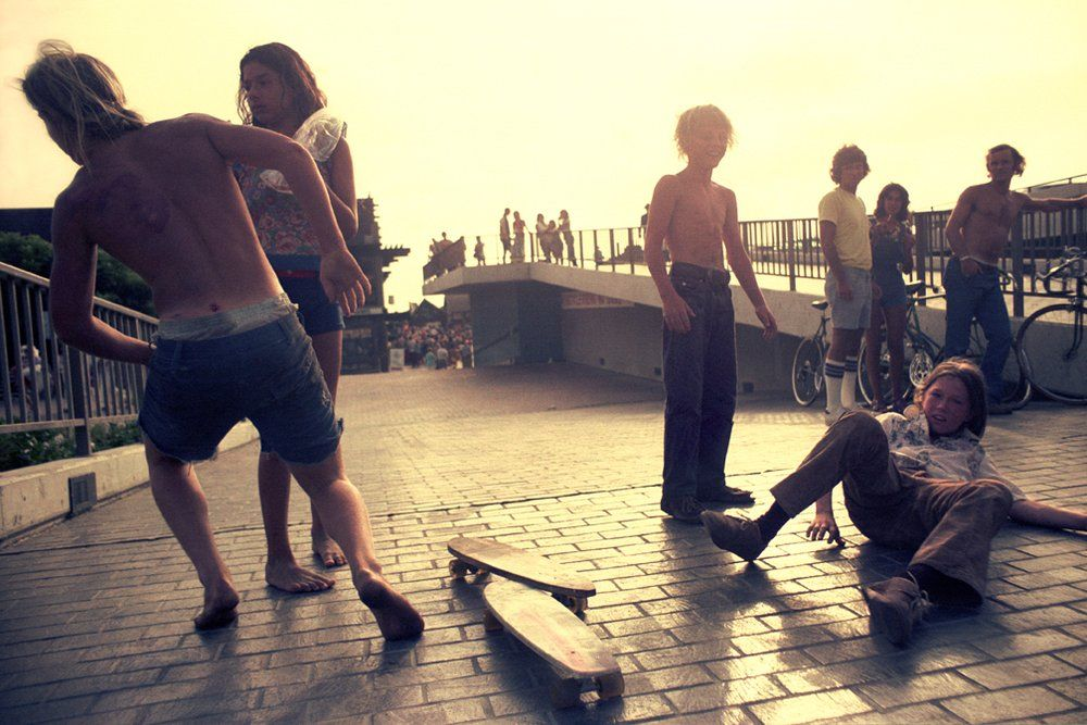 Collision on the Ramp, Redondo Beach Pier (No. 69) by Holland Hugh