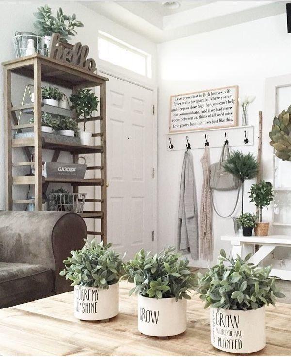 Photo of 35 Unique Farmhouse Tabletop Arrangement Centerpieces – FarmiHomie.com