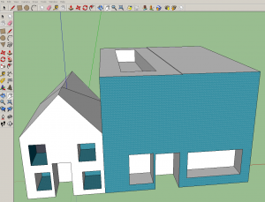 3d Design With Google Sketchup 8 Keep In Mind I Made This