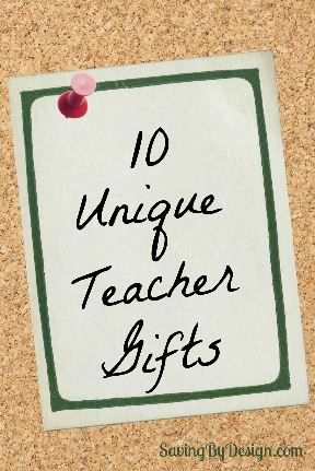 c358d3c66d3 Surprise your teacher with a gift they would love to have for the end of the  school year! | SavingByDesign.com