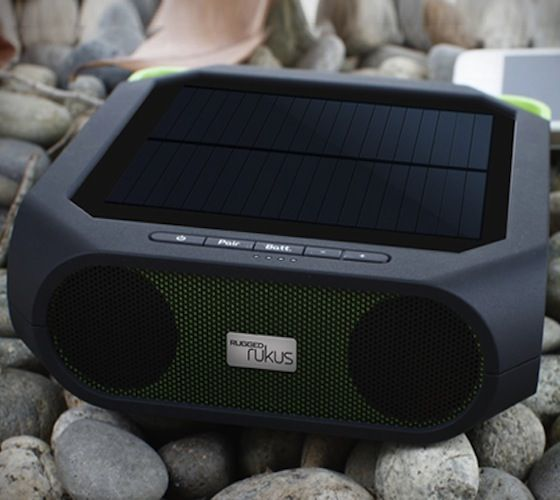 Eton Rugged Rukus Bluetooth Speakersed