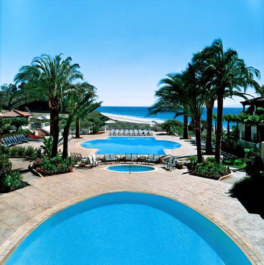 bacara resort spa santa barbara ca