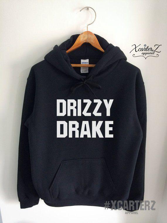 e13d323f394 Drake Hoodie Drake Sweater Drake Sweatshirt Drake Fleece Drake Merch Drizzy  Drake Shirt Crewneck Wom