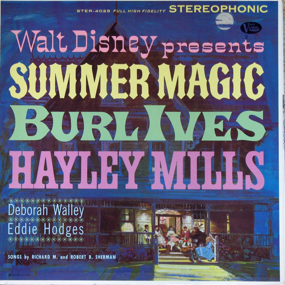 Summer Magic Album! Must find this someday!!