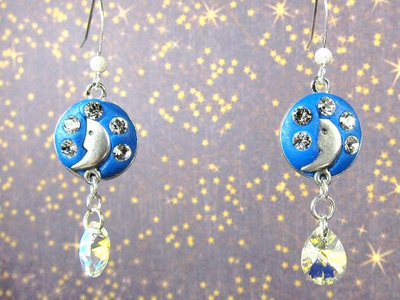 FREE Ideas : Artbeads.com - Blue Moon