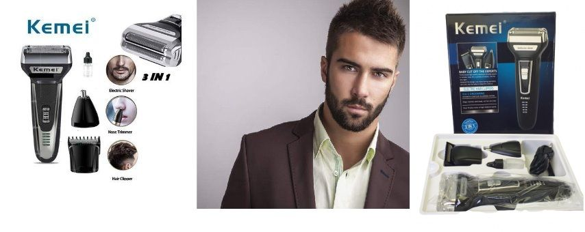 كيمي ماكينة حلاقة الشعر والذقن 3 1 Lab Coat Fashion