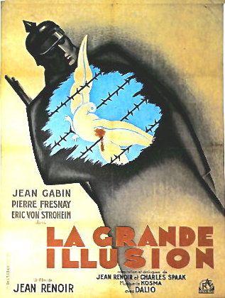 1937 La Grande Illusion B  Lancy