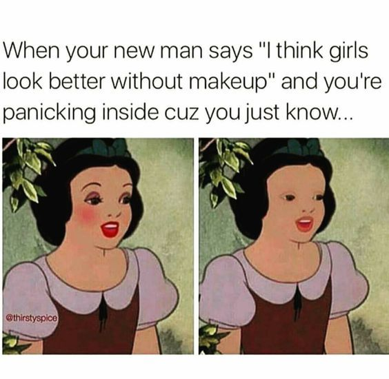 Latest Funny Memes 37 Hysterical Memes That Only Makeup Fanatics Will Get Are you looking for a good laugh? These hilarious, yet super relatable makeup memes will leave you in tears... #Makeup #MakeupMemes #Beauty #MakeupAddiction #Funny #Memes 9