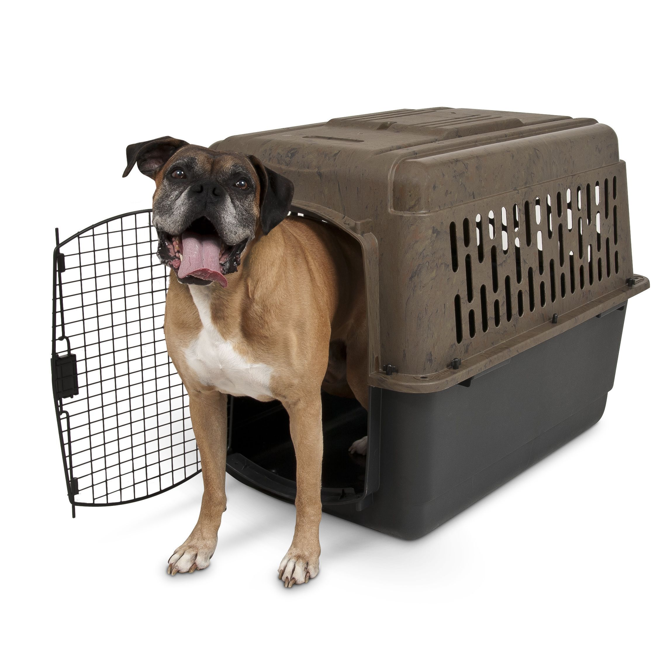 Doskocil Ruff Maxx Camo Green Kennel 70 90lbs Pet Kennels