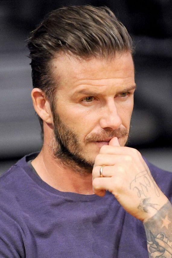 David Beckham Google Search Uzun Sacli Erkek Erkek Sac