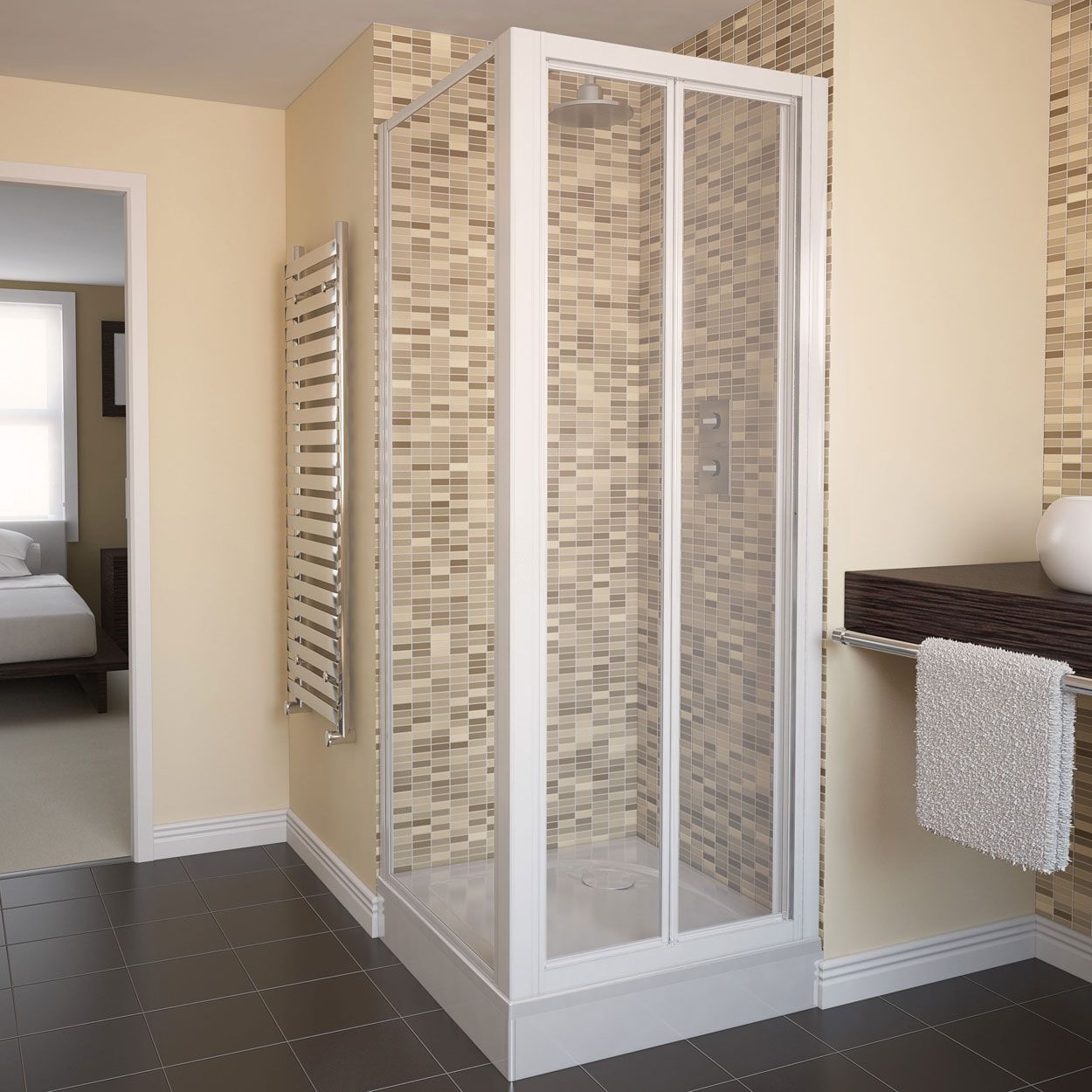 Plastic Bi Fold Shower Doors | Migrant Resource Network