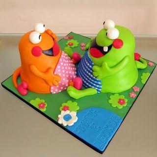 Cute Monsters. Biscuit