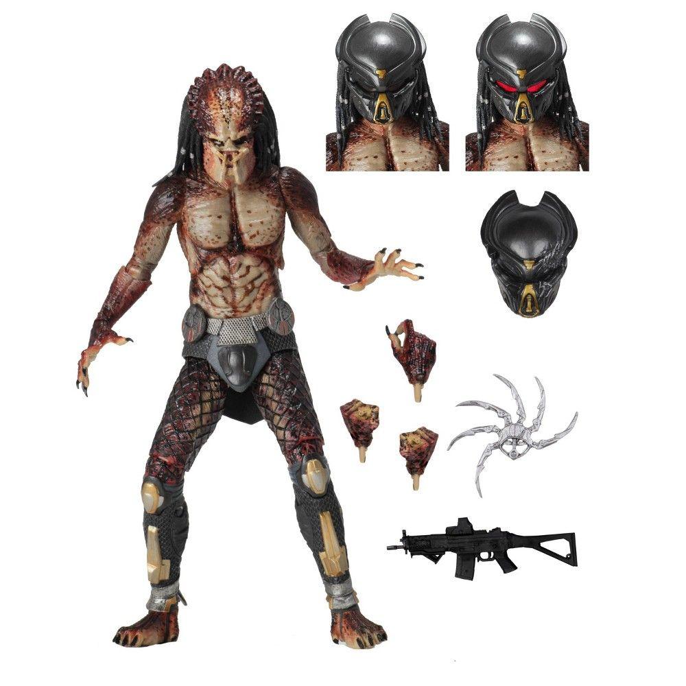 "Machiko 7/"" Scale Action Figures Predator NECA Series 18 Assortment"