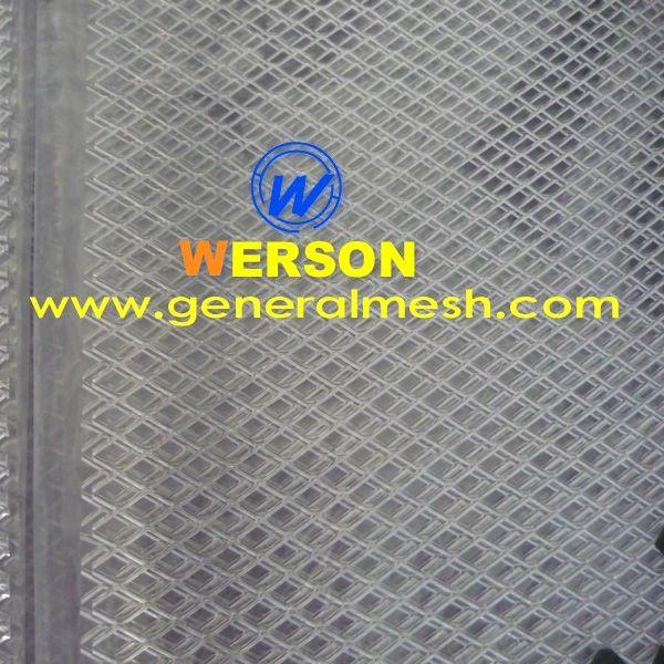 100 X 30cm Silver Automotive Universal Front Grille Mesh Metal Grill Grilles Aluminium