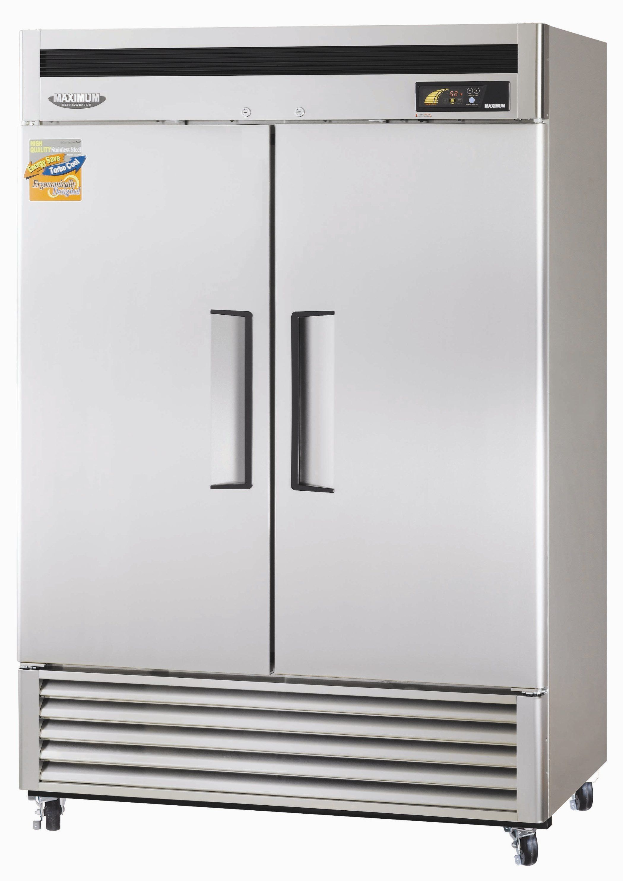 49cu Ft 2 Doors Available For Freezer And Refrigeration 49 Pies Cubicos 2 Puertas Disponible En Cong Freezer Sale Tall Cabinet Storage Locker Storage