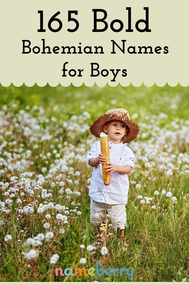 Bohemian Baby Boy