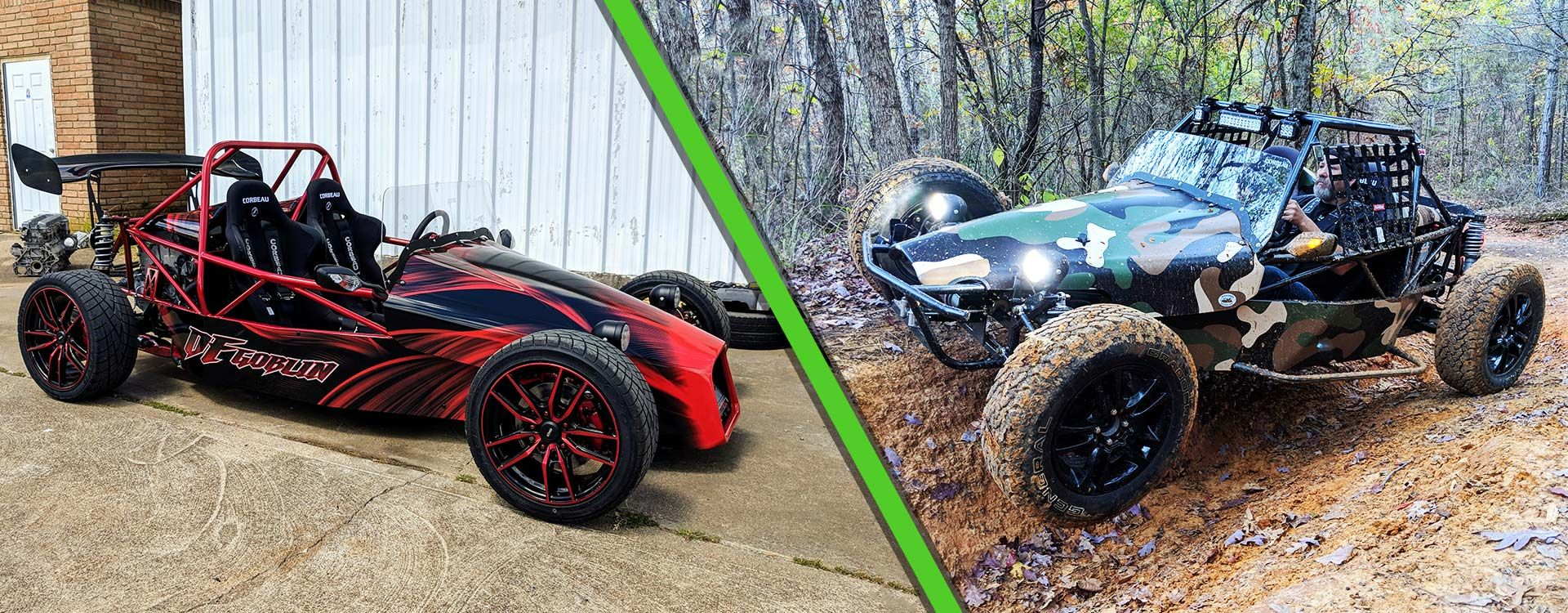 Df Kit Car >> Df Kit Car Modern Mid Engine Kit Cars American Made Stuff