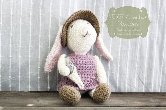 Hey, I found this really awesome Etsy listing at https://www.etsy.com/listing/195827872/crochet-pattern-dilly-the-rabbit-toy